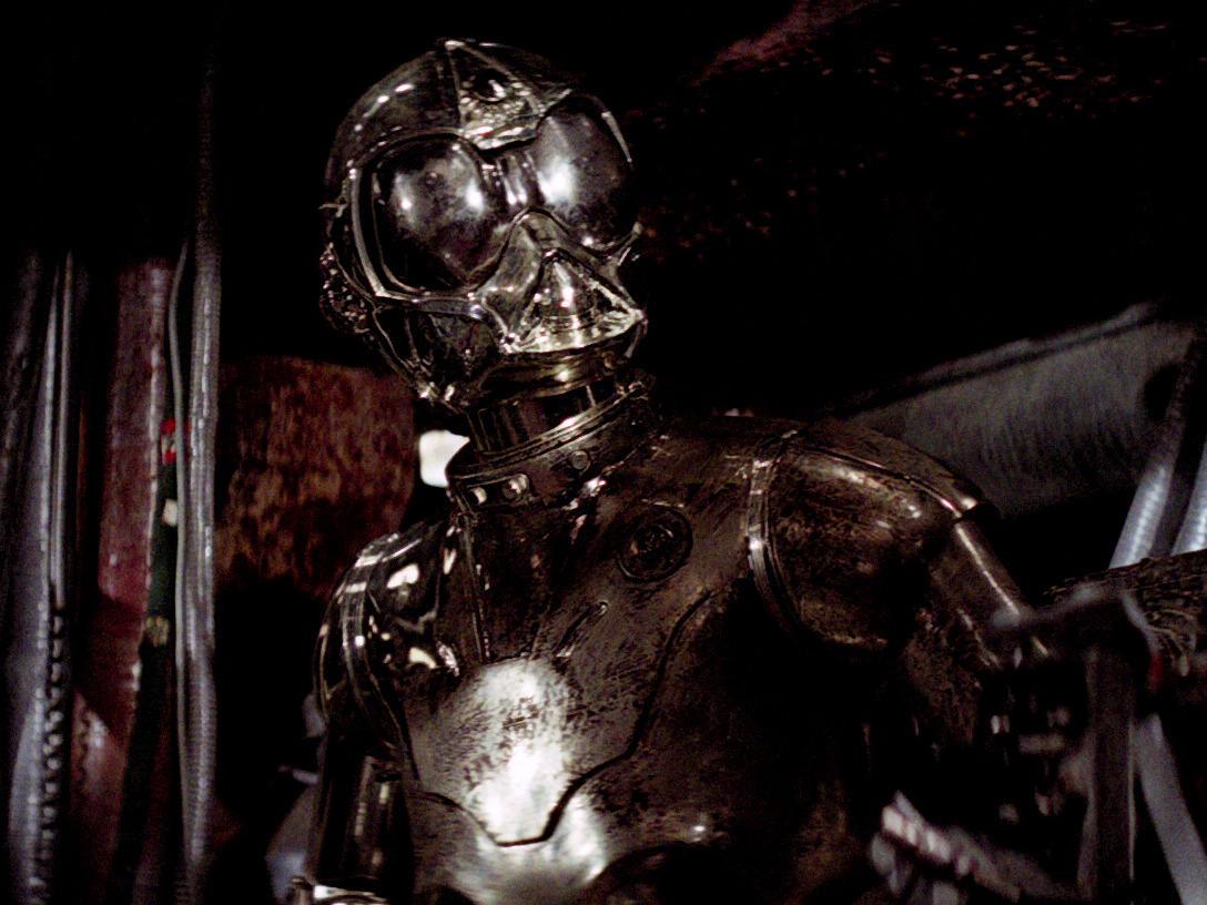 27. RA-7 (Death Star Droid)