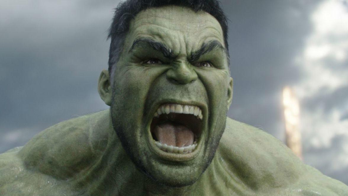 Hulk isn't very nice to Bruce Banner