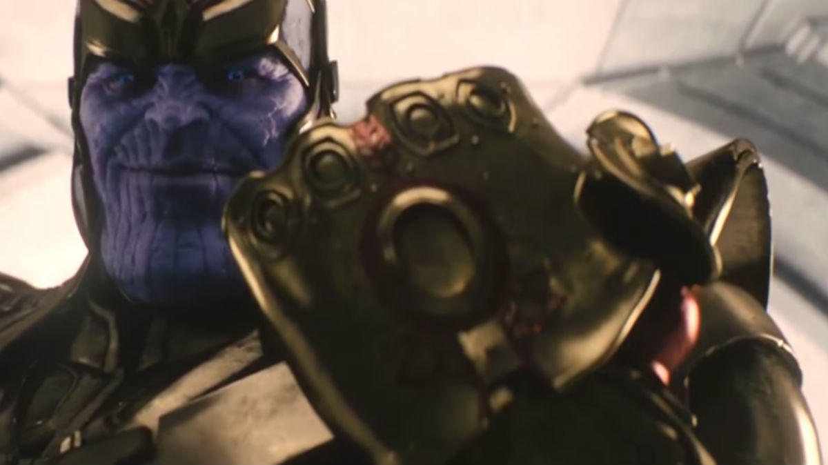 That other Infinity Gauntlet