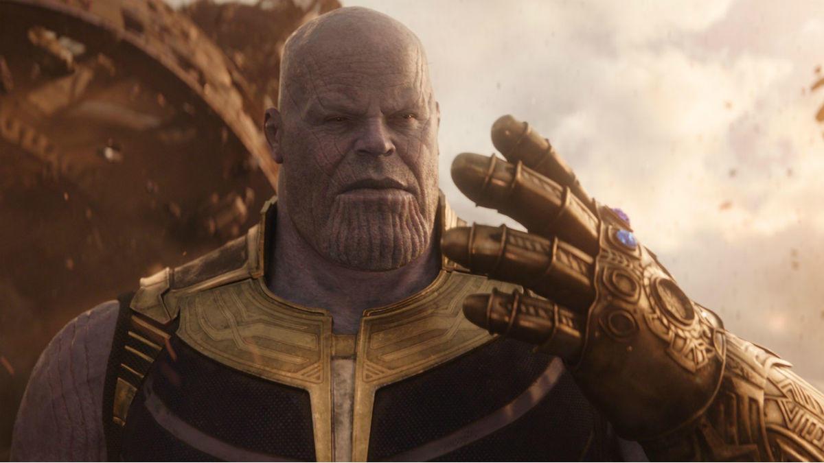 Thanos's motivations in Avengers vs. Infinity War
