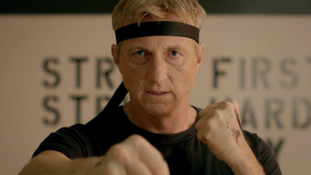Cobra Kai loves paying tribute to The Karate Kid