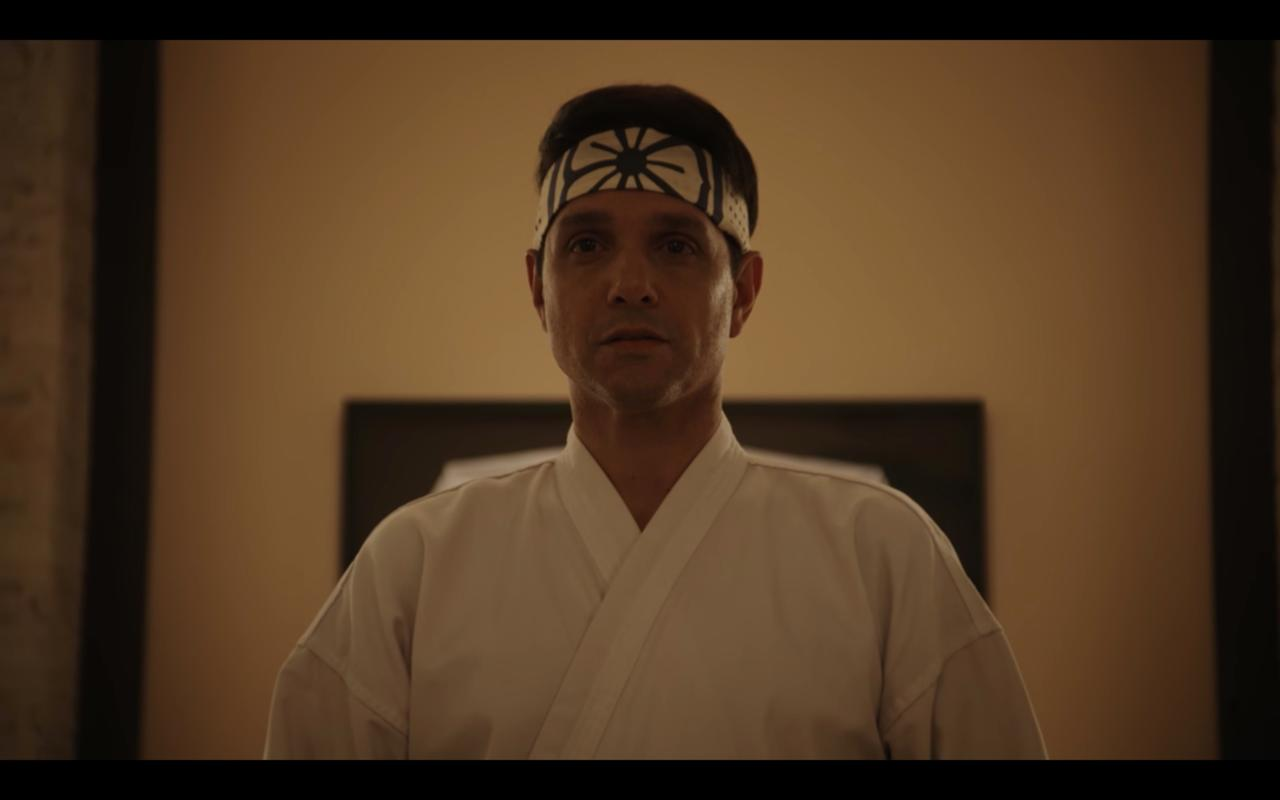 13. The return of Miyagi-Do