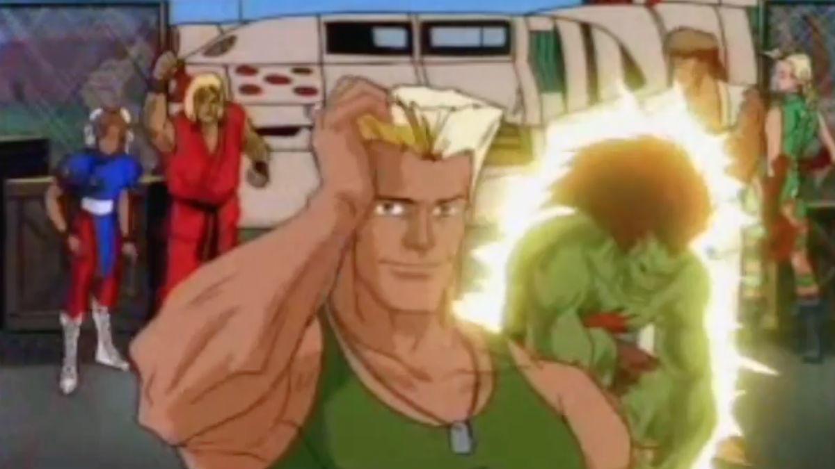 21. Street Fighter (1995-1997)