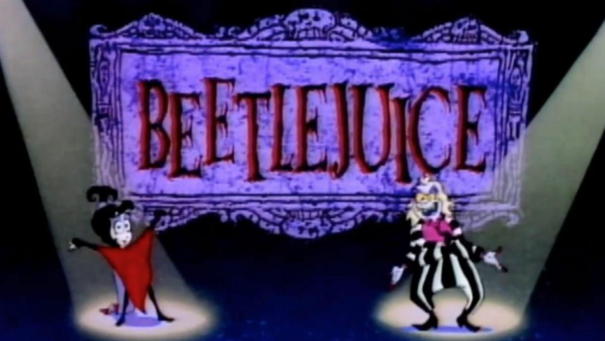 6. Beetlejuice (1989-1991)