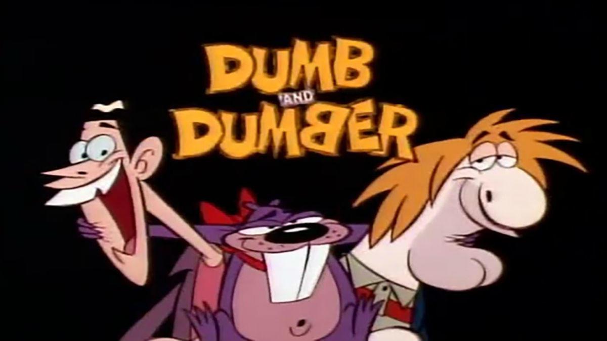 9. Dumb & Dumber (1995-1996)