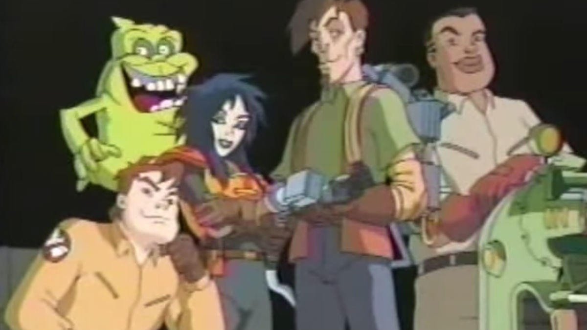 3. Extreme Ghostbusters (1997)