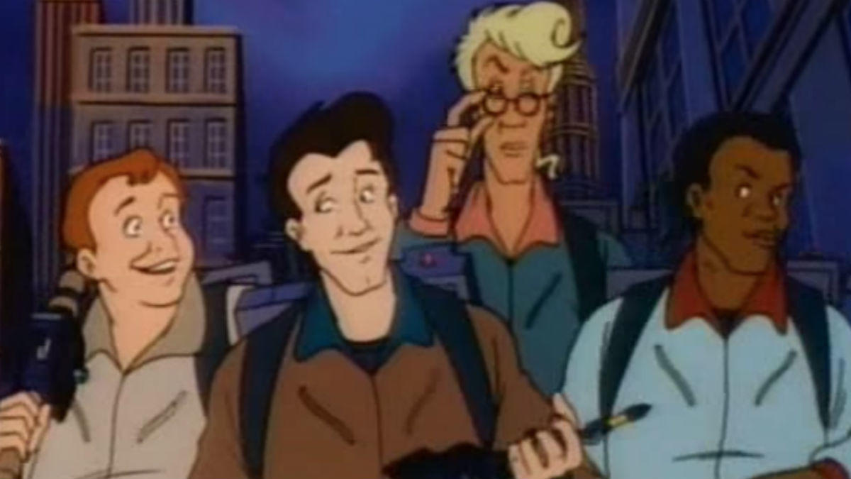 2. The Real Ghostbusters (1986-1991)