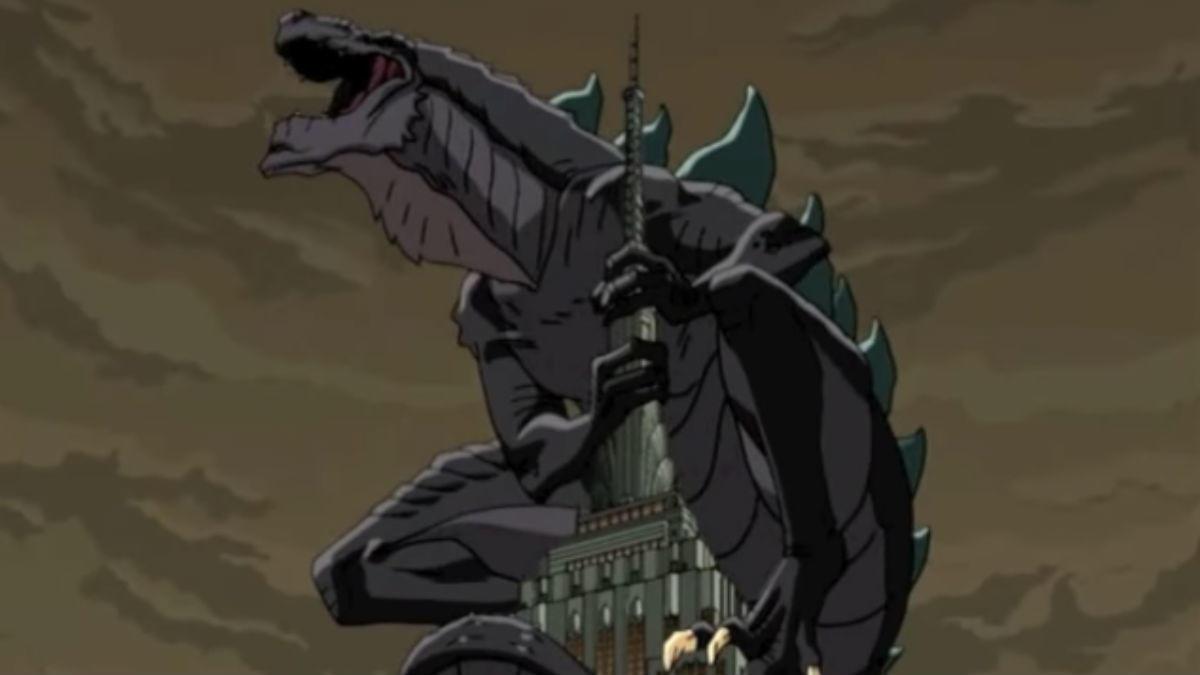 18. Godzilla: The Series (1998-2000)
