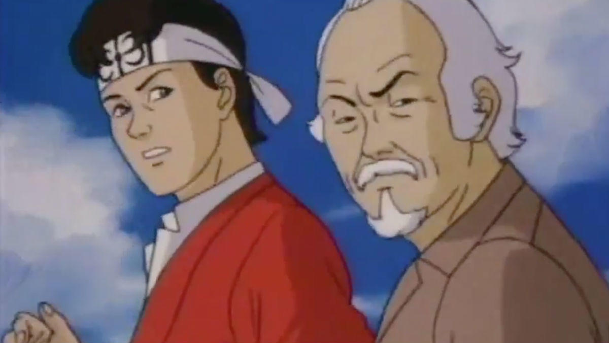 7. The Karate Kid (1989)