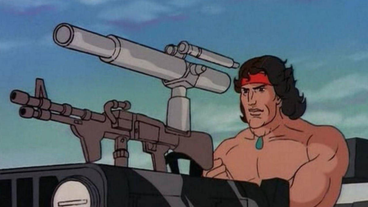 17. Rambo: The Force of Freedom (1986)