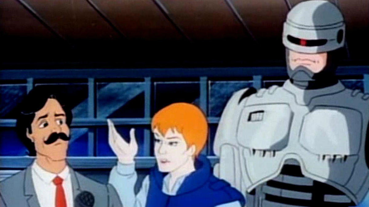 12. RoboCop: The Animated Series (1988)