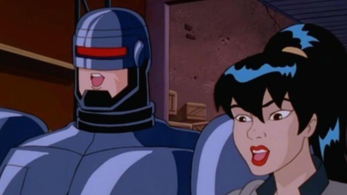 13. RoboCop: Alpha Command (1998-1999)