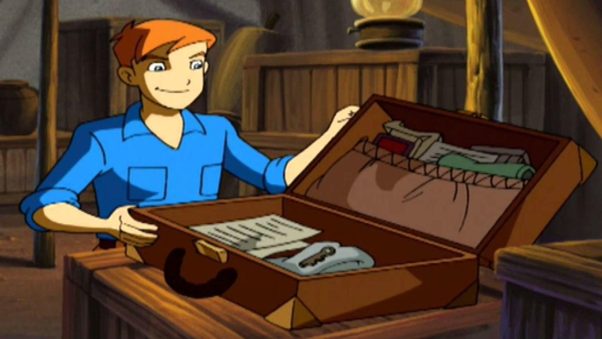 8. The Mummy: The Animated Series (2001-2003)