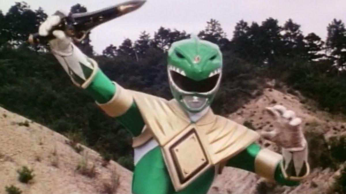 1. Green Ranger