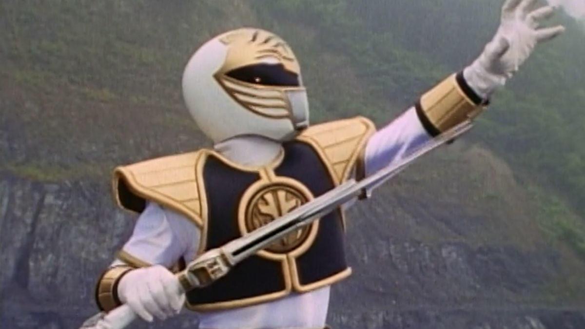 3. White Ranger