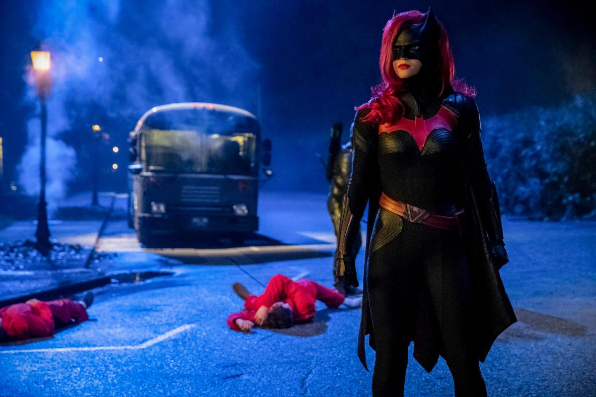 14. Batwoman (Elseworlds)