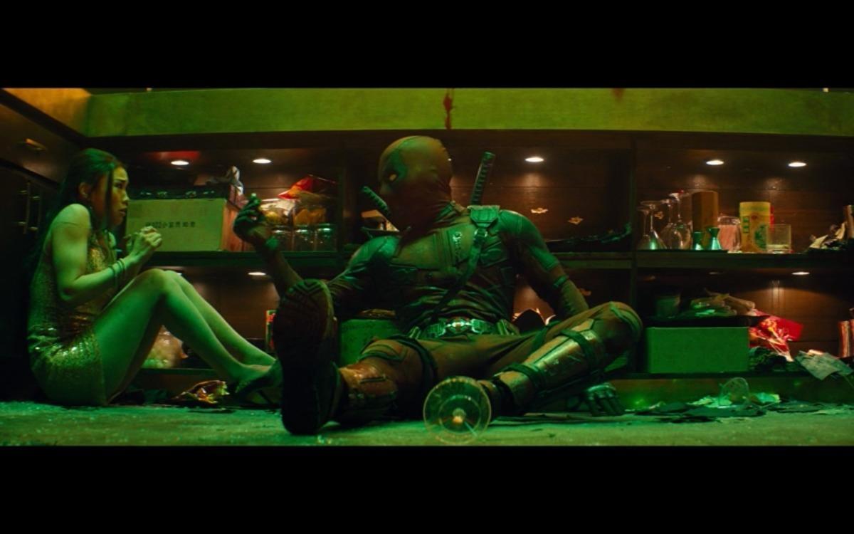 4. The bar full of villains has been cut