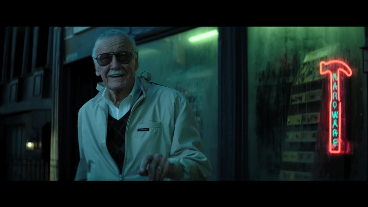 26. Stan Lee post tribute
