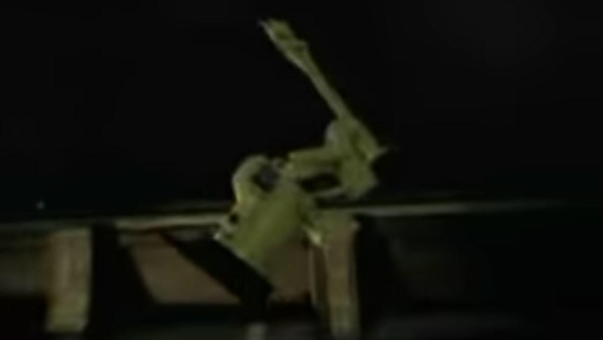 WORST: GM robot commits suicide (2007)