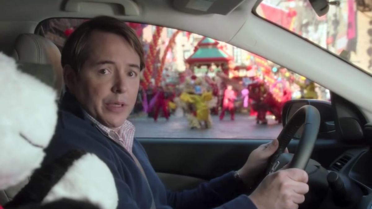 WORST: Matthew Broderick's Honda commercial (2012)