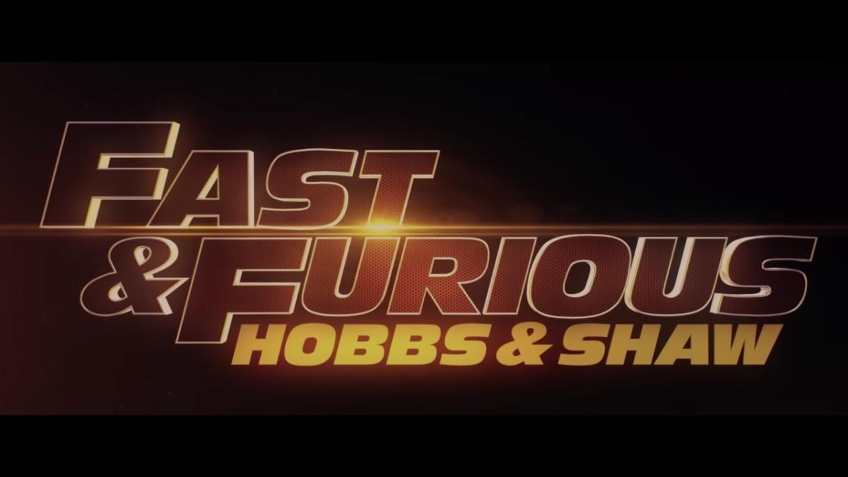 10. Fast & Furious Presents: Hobbs & Shaw