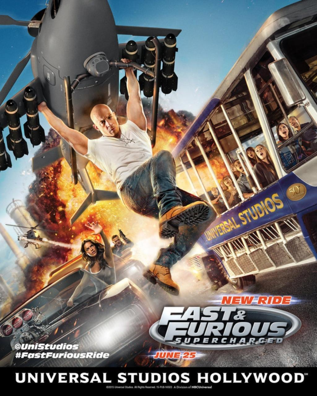 8. Fast & Furious: Supercharged