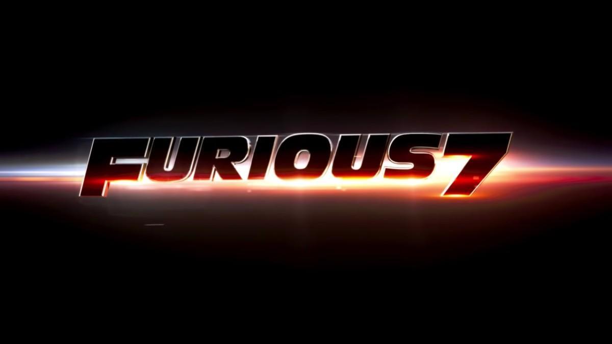 6. Furious 7