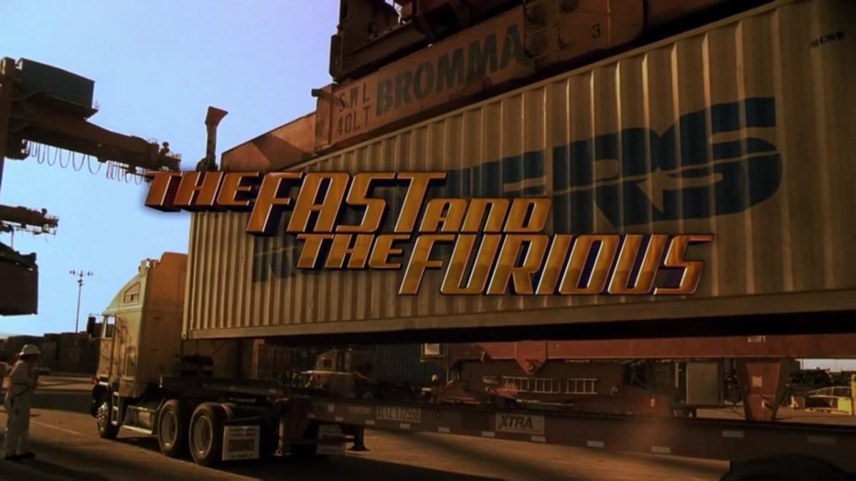 4. The Fast and the Furious