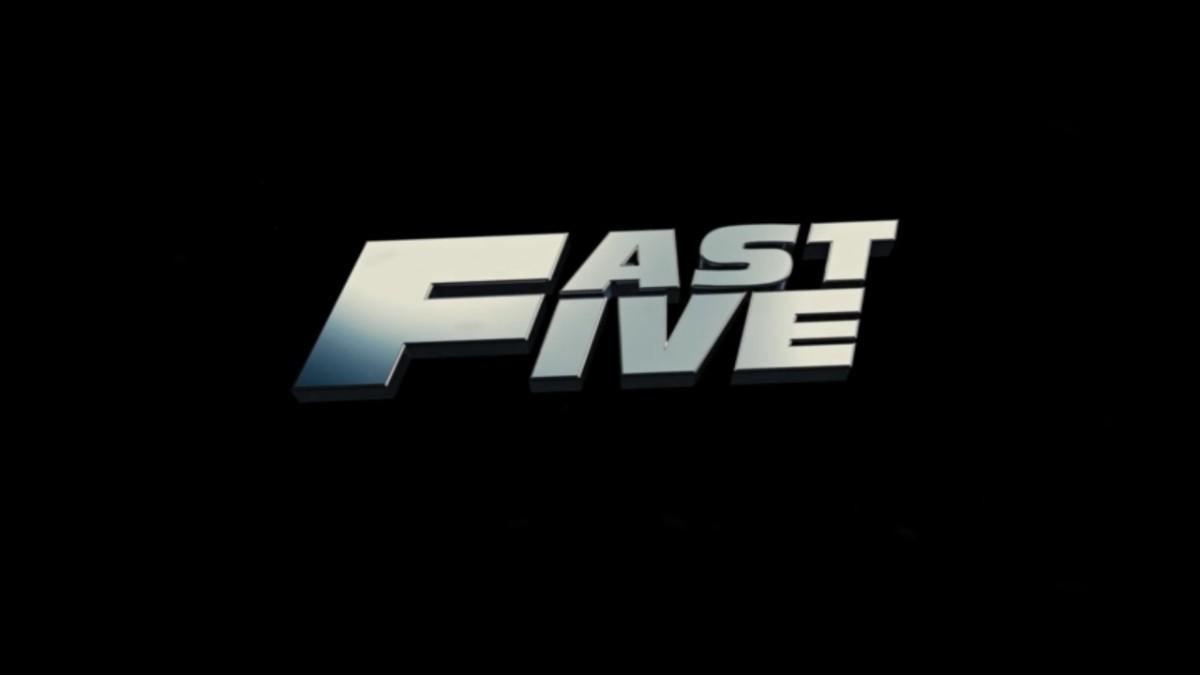 3. Fast Five
