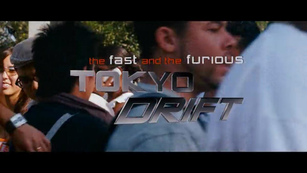 2. The Fast and the Furious: Tokyo Drift