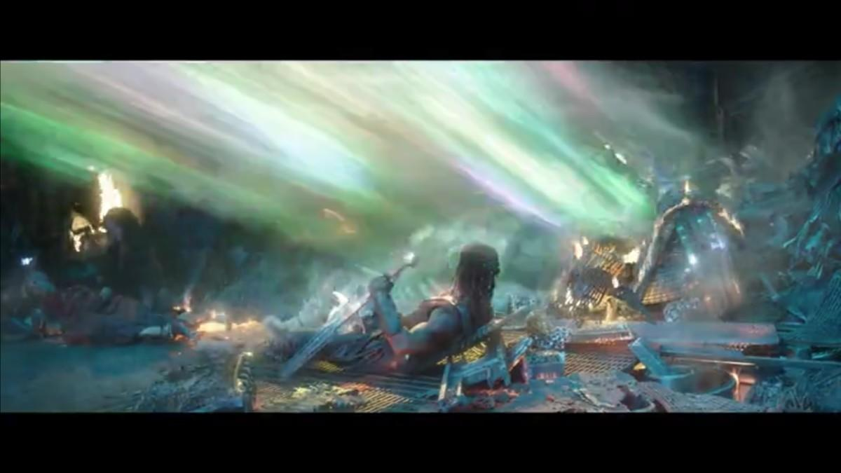 3. Heimdall should have used the Bifrost to also save Thor or Loki.