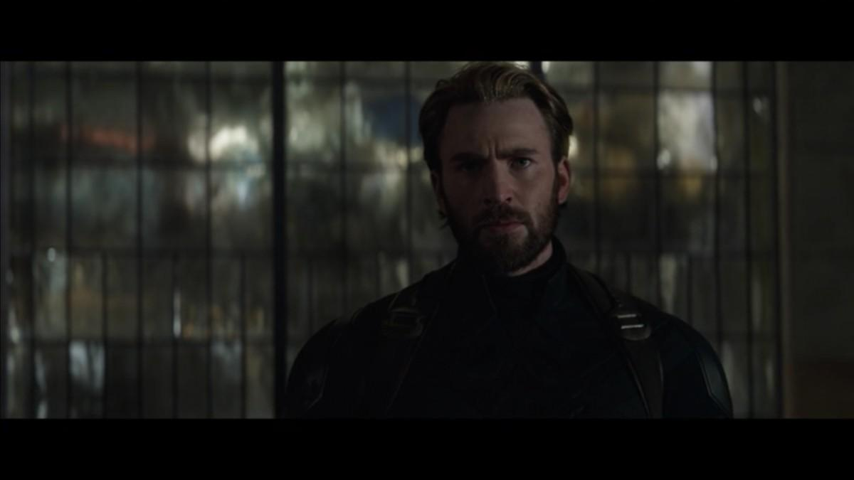 15. Does the beard make Captain America more powerful?