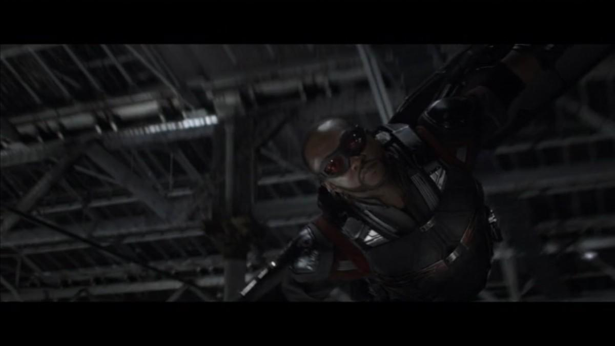16. How did Falcon get his robot wings back after going to prison?