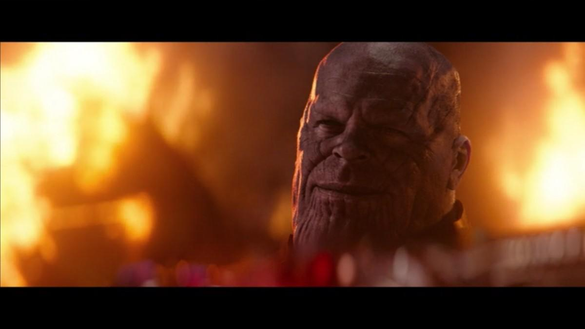 18. Does Quill think Thanos will be insulted when he calls him Grimace?