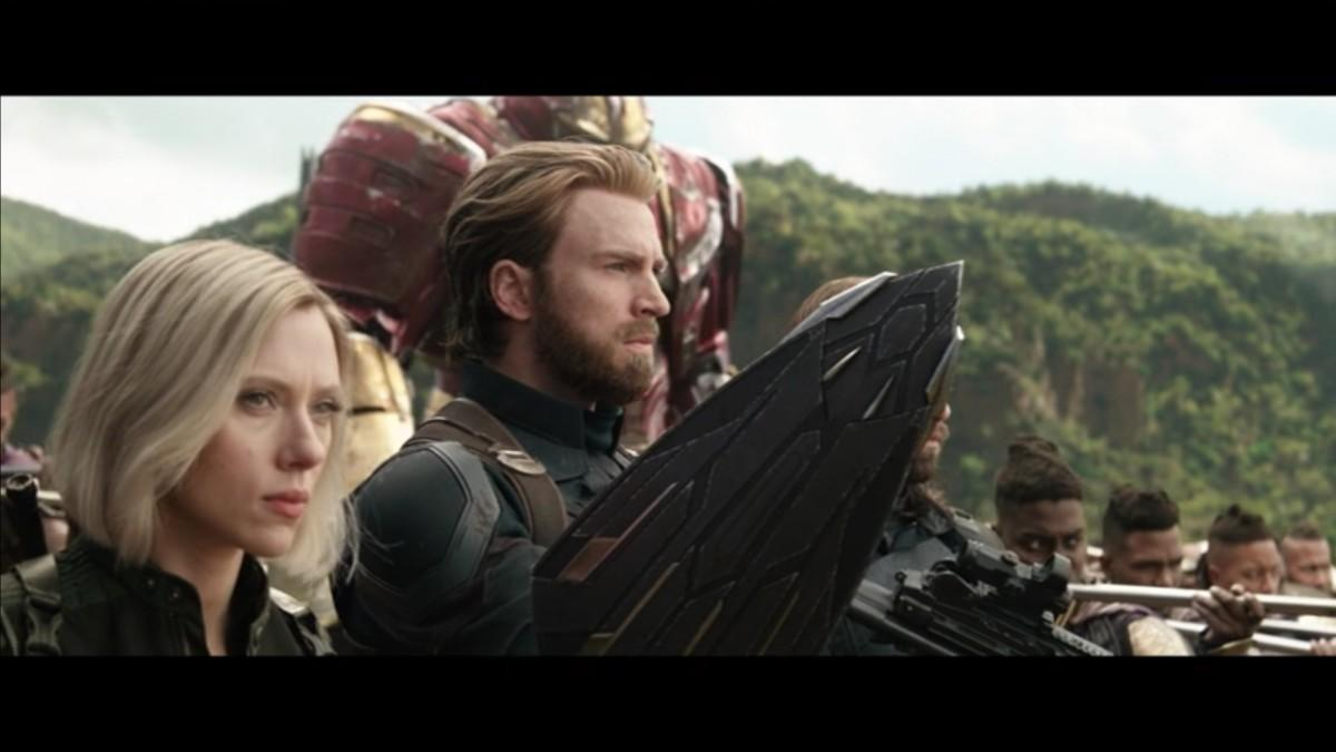 24. Black Panther promised Cap a shield. Why did he only get fancy gloves?