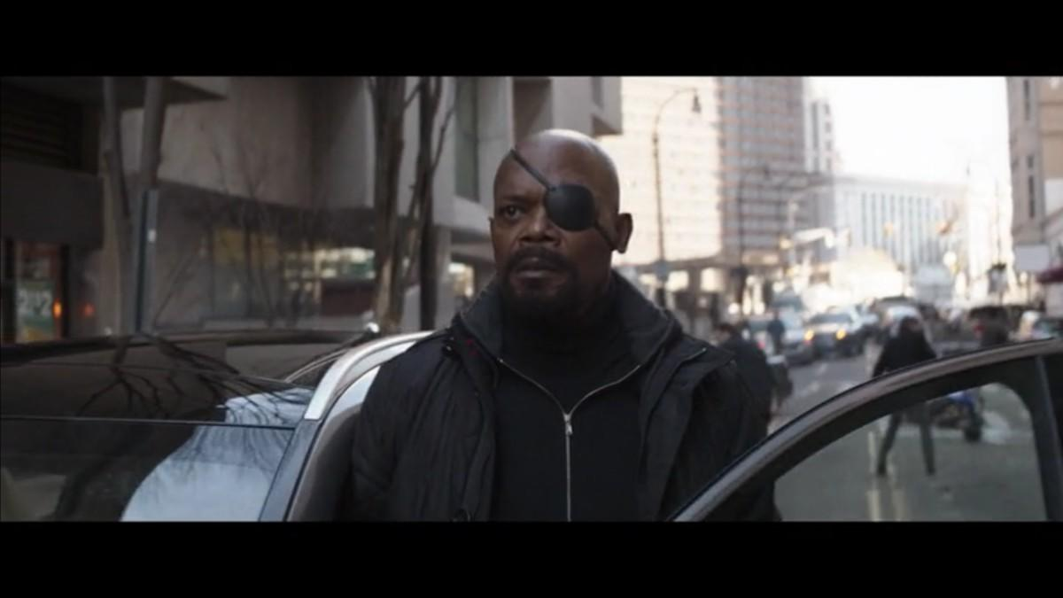 34. How does Nick Fury not know what's going on already?