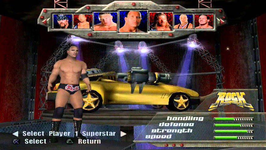 12. WWE Crush House Video Game