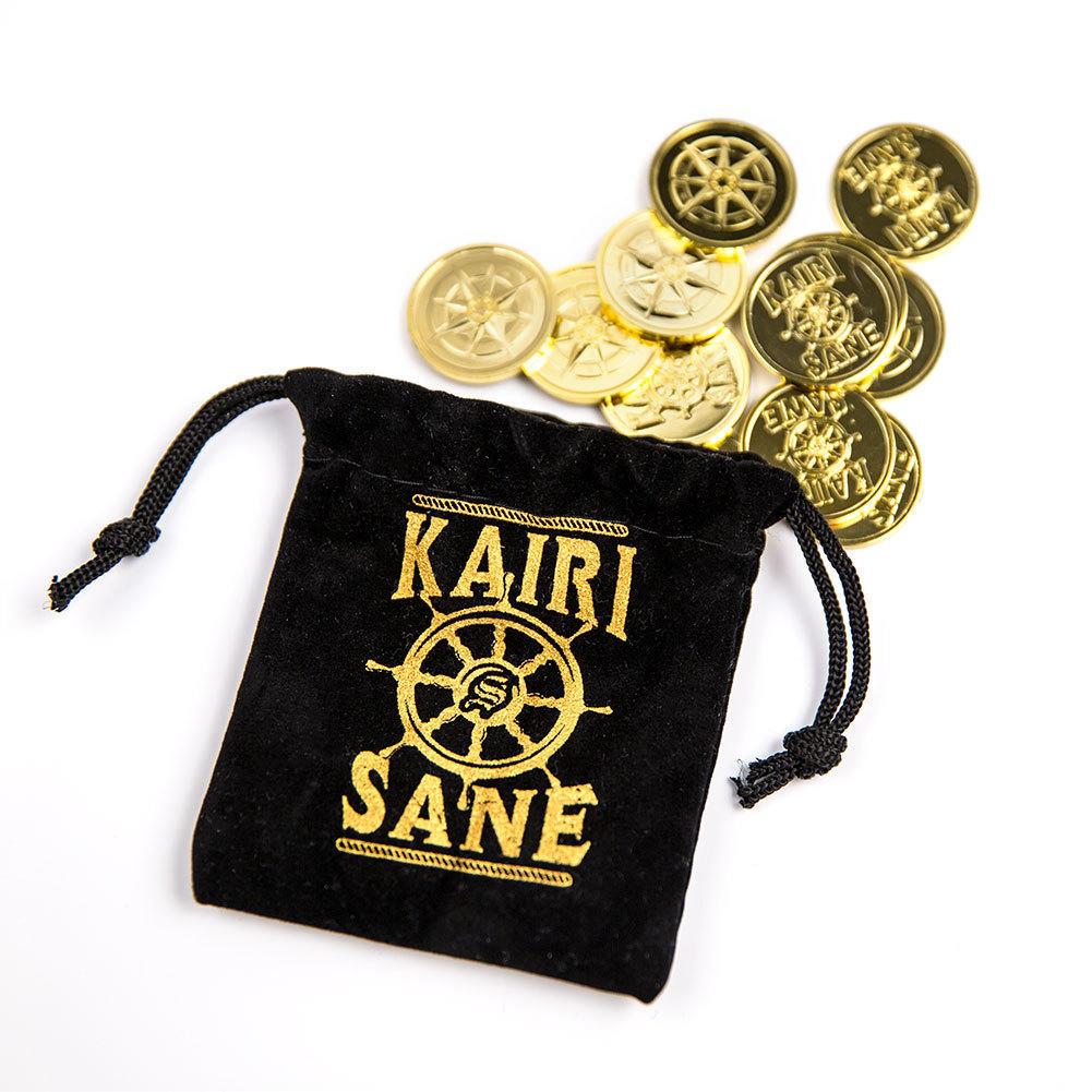 15. Kairi Sane's Pirate Treasure