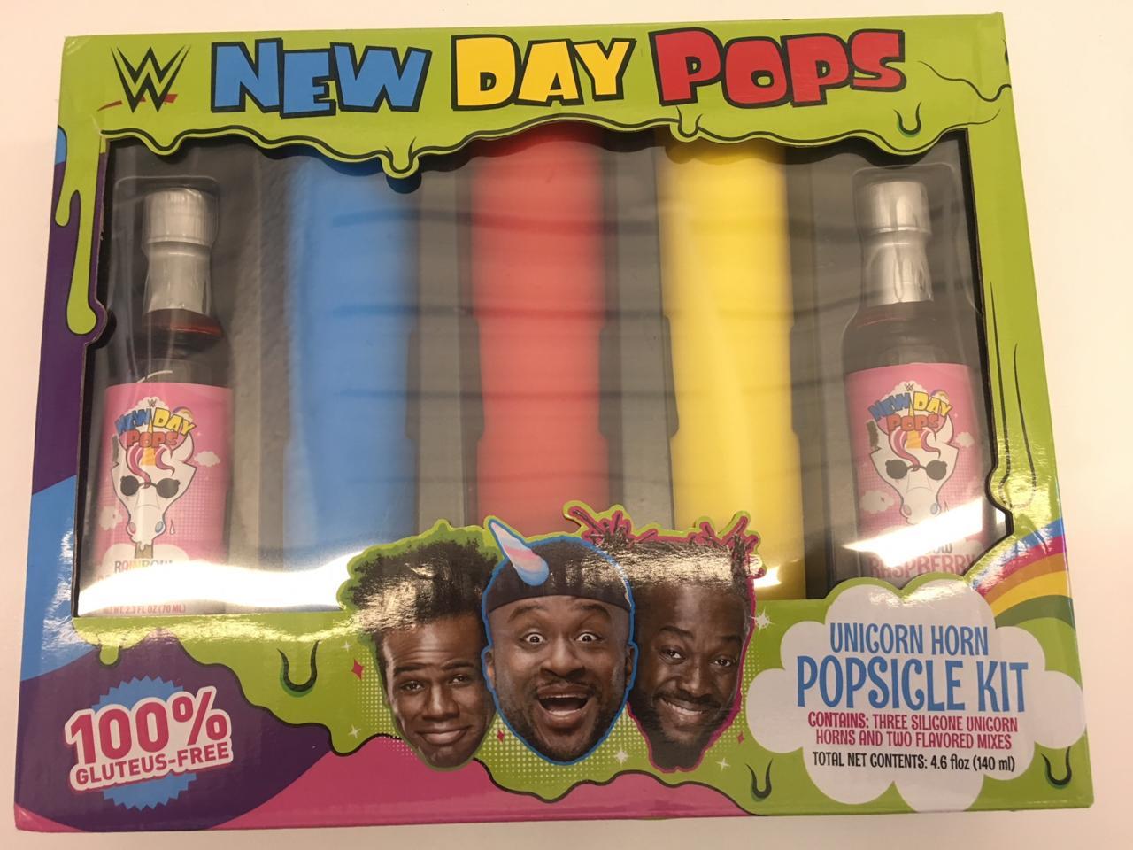 4. New Day Pops