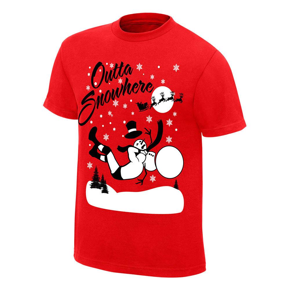11. The Randy Orton Christmas Shirt