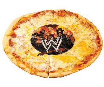 6. WWE Pizza Prints