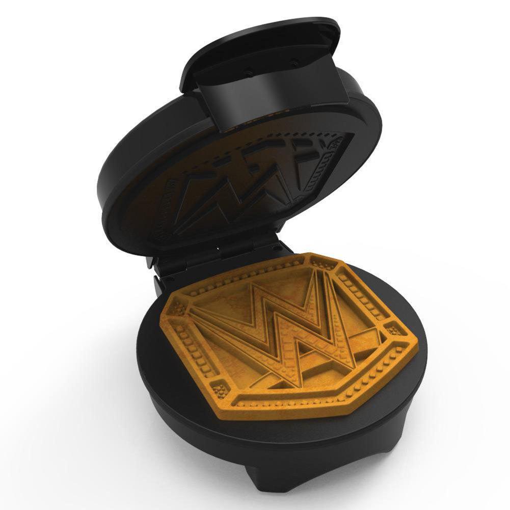 20. The WWE Championship Waffle Maker
