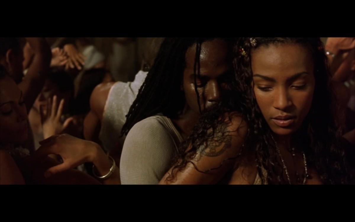 5. The Zion orgy rave still makes no sense