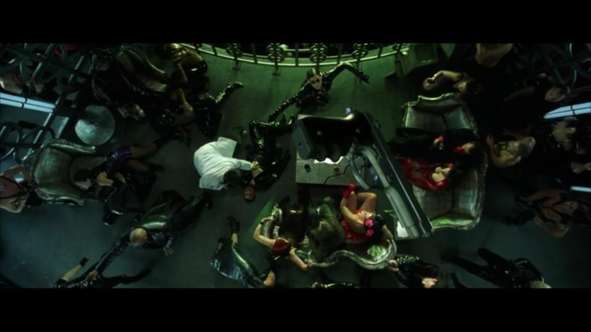 18. The nightclub scene is just nuts