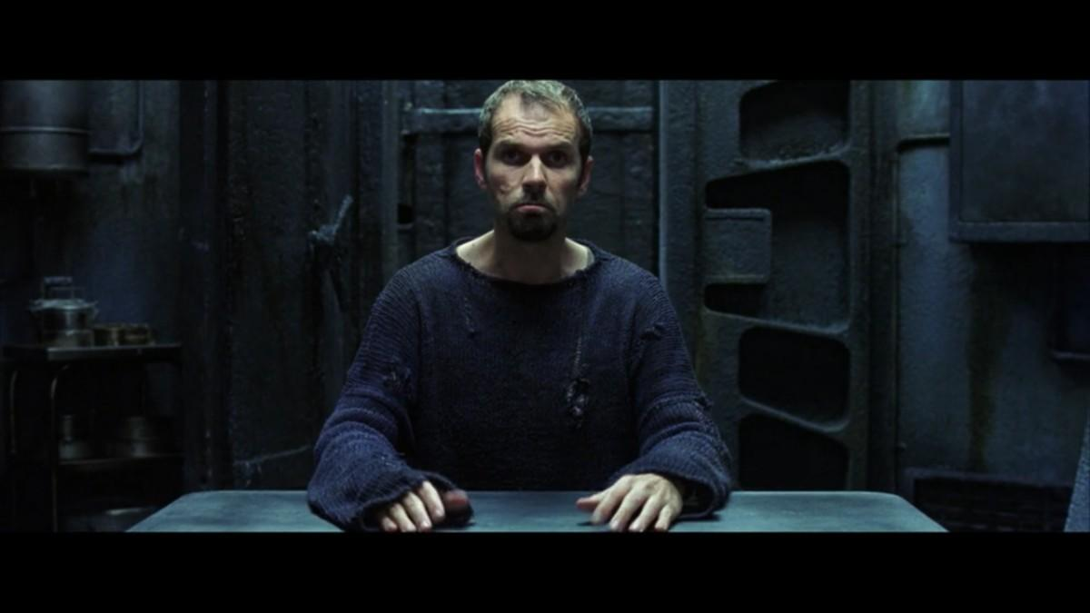 21. This Agent Smith impersonation is equally ridiculous