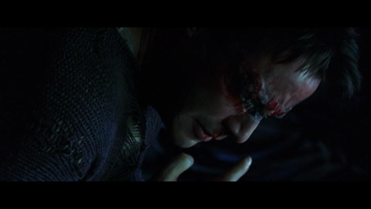 24. If Neo can see while blind, what's the point of blinding him?
