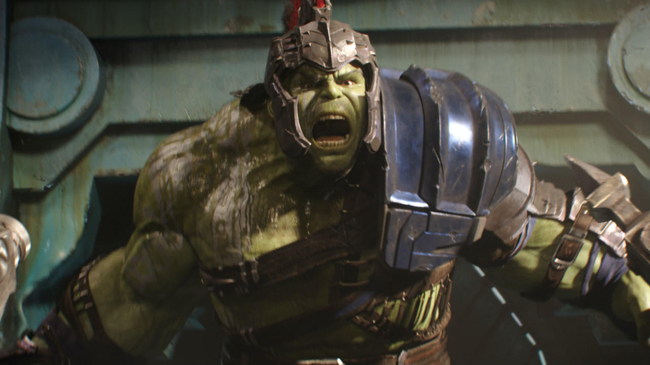 15. Professor Hulk