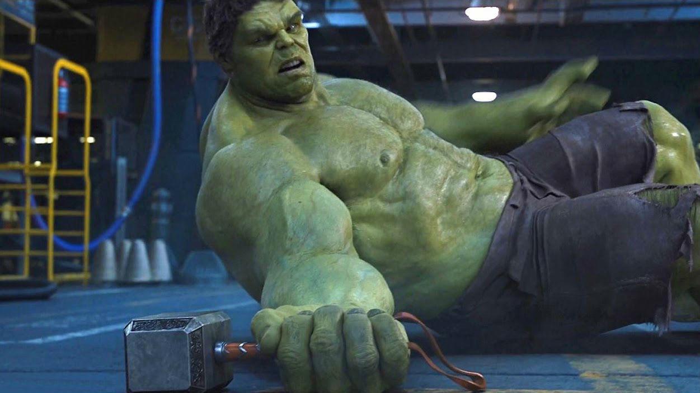 25. Hulk's Ice Cream