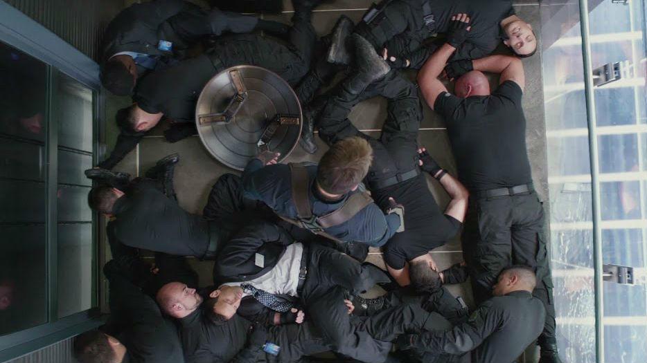 32. The Elevator Fight