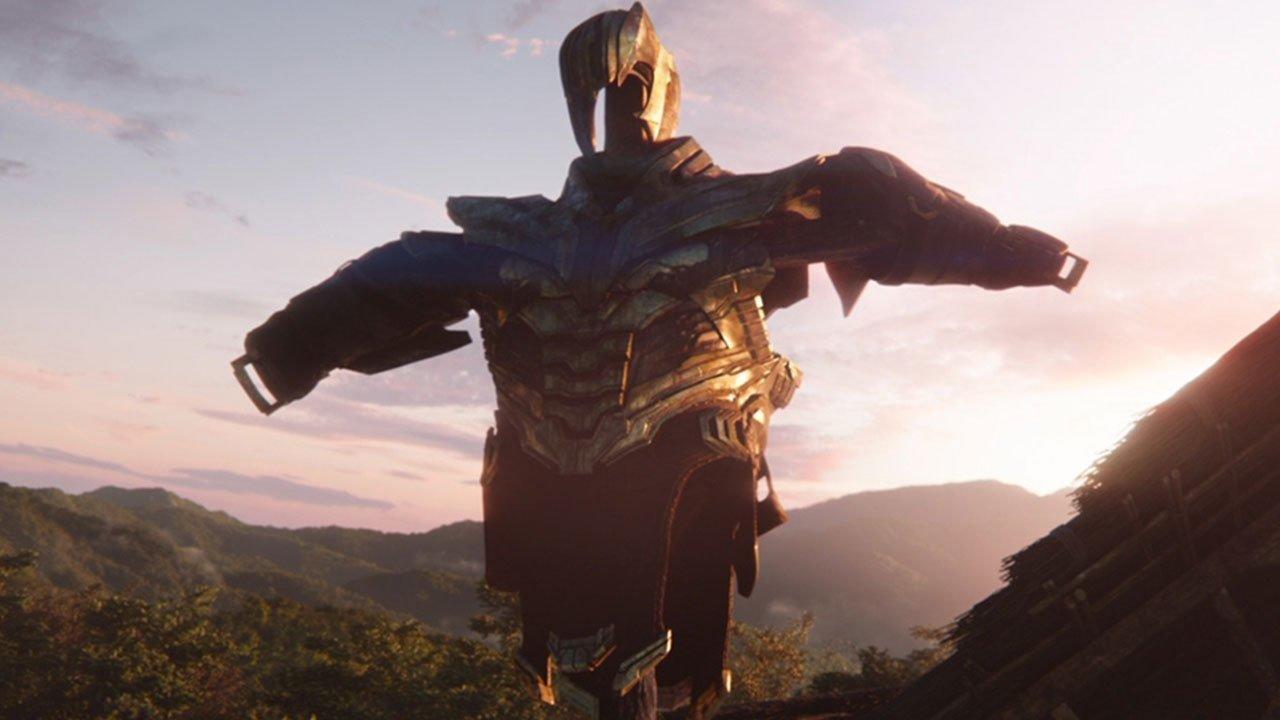 7. The Thanos Scarecrow